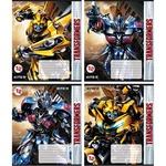 Kite Transformers Diagonal Line Notebook 12 sheets