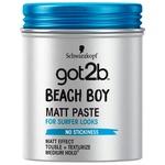 Got2b Beach Mattifying Modeling Boy Hair Paste 100ml