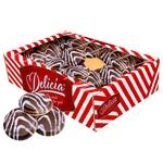 Delicia Cappuccino Biscuit Cookies 0,5kg