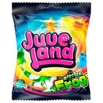 АВК Juveland Electro Frog Jelly Candy 85g