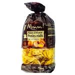 Макароны Ашан яичные гнезда 250г