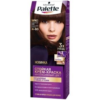 Крем-краска Palette WN3 Золотистая кофе для волос