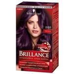 Brillance 888 Dark Cherry Hair Dye 142,5ml