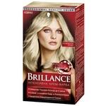 Крем-краска для волос Brillance 811 Скандинавский блондин 142,5мл