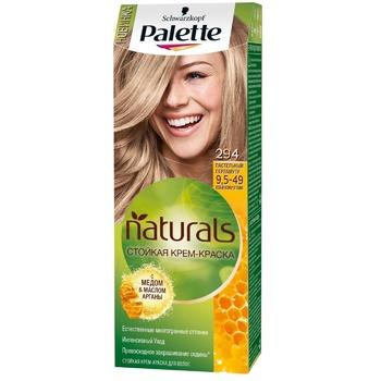 Краска для волос Palette Naturals 9,5-49 (294) Пастельный перламутр 110мл