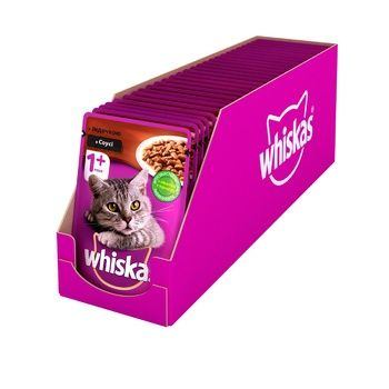 Whiskas With TurkeyIn Sause For Cats Food - buy, prices for CityMarket - photo 4
