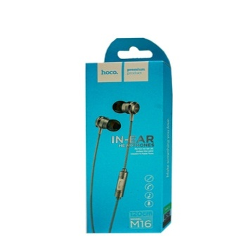 Навушники Hoco M16 - купити, ціни на Ашан - фото 1