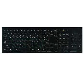Наліпки на клавіатуру Xoko 109 - купити, ціни на Ашан - фото 1