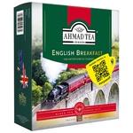 Ahmad Tea English Breakfast Black Tea in Tea Bags 100х2g