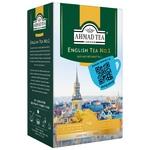 Чай черный Ахмад Английский №1 с бергамотом 100г