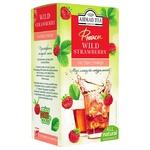 Фруктово-ягодный напиток Ахмад Лесная Земляника в конвертах 20х2г