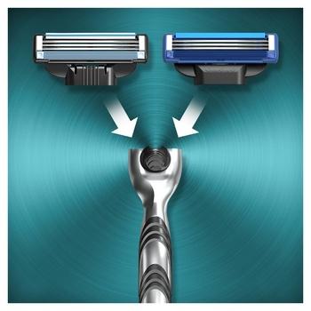 Gillette Mach 3 Replaceable Shaving Cartridges 4pcs - buy, prices for Furshet - image 8
