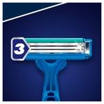 Бритвы Gillette Blue Simple3 одноразовые 8шт - купить, цены на Таврия В - фото 7
