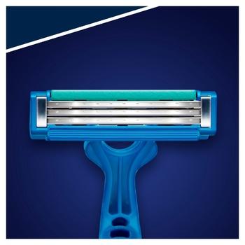Бритвы Gillette Blue Simple3 одноразовые 8шт - купить, цены на Таврия В - фото 6