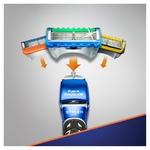 Подарочный набор Gillette Fusion5 ProGlide Styler + Гель для бритья Ultra Sensitive 200мл