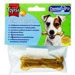 Косточка Topsi для жевания для собак 8 см