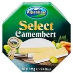 Сир Alpenhain Камамбер м'який з білою пліснявою 50% 125г