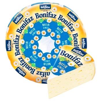 Сыр Bergader Bonifaz с белой плесенью 70%
