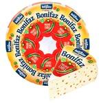 Сыр Bergader Bonifaz с перцем чили 70% весовой