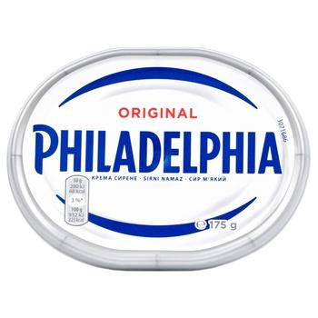 Крем-сыр Philadelphia Original 175г