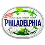 Сыр Philadelphia с зеленью 67% 175г