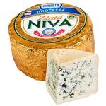 Сыр Madeta Zlata Niva полутвердый с плесенью 60%