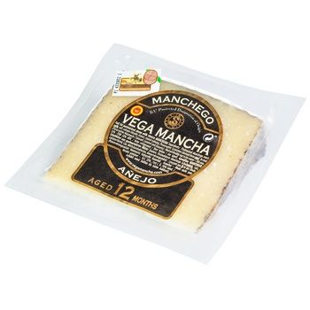 Vega Mancha Manchego DOP 12 Months Ripening Cheese 55% 150g