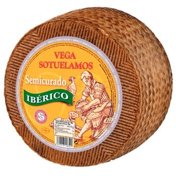 Сыр Vega Sotuelamos Іберико 50%