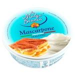 Сыр la Malga Bianca Mascarpone 75% 250г