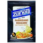 Сыр Zanetti Parmigiano Reggiano тертый 32% 100г