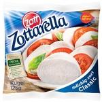 Zott Zottarella Classic Mozzarella Cheese 125g