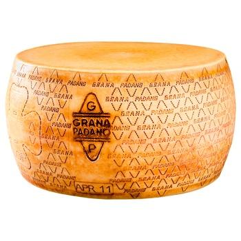Сыр Zanetti Gran Padano твердый 32%