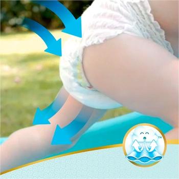 Подгузники-трусики Pampers Premium Care Pants размер 5 Junior 12-17кг 20шт - купить, цены на Ашан - фото 8