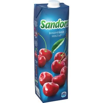 Нектар Sandora вишневый 0,95л