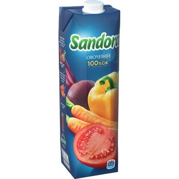 Сок Sandora овощной 0,95л
