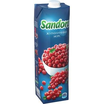 Sandora Cranberry Morce 0,95l