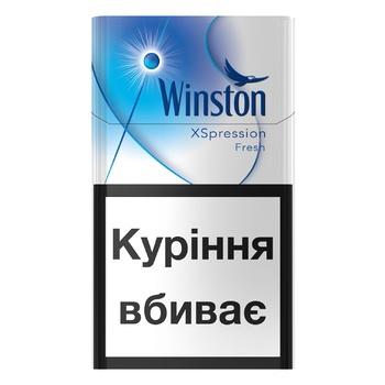 Цигарки Winston XSpression Cool