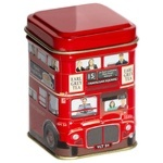 Чай черный Ahmad Earl Grey с бергамотом рассыпной ж/б 25г Мини Автобус