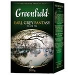 Чай Greenfield Earl Grey Fantasy 200г