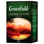 Чай чорний Greenfield Golden Ceylon 100г