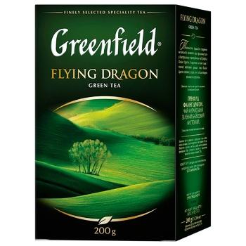 Чай Greenfield Flying Dragon 200г - купить, цены на УльтраМаркет - фото 1