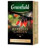 Чай Greenfield Barberry Garden 100г