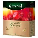 Чай Greenfield Summer Bouquet 100пак