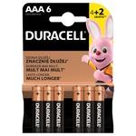 Duracell Basic LR3 AAA Batteries 6pcs