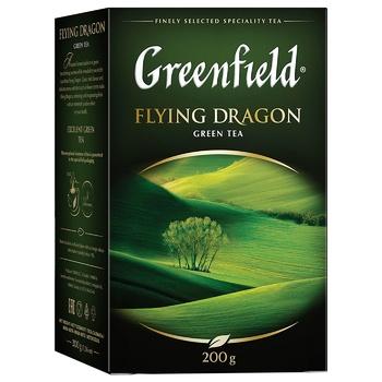 Чай зеленый Greenfield Flying Dragon 200г - купить, цены на Восторг - фото 2