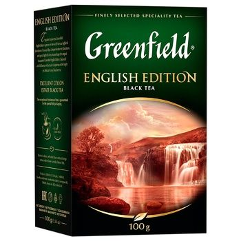 Greenfield English Edition 100g - buy, prices for Auchan - photo 2
