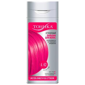 Бальзам Тоника для оттенка волос 4.62 Neon Pink 150мл