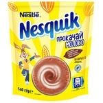 Какао-напиток NESTLÉ® NESQUIK® OPTI-START быстрорастворимый 140г