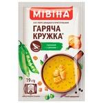 Суп гороховый Мивина Горячая кружка с гренками 19г