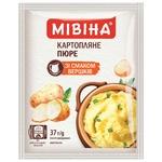 Картопляне пюре МІВІНА® зі смаком Вершків 37г